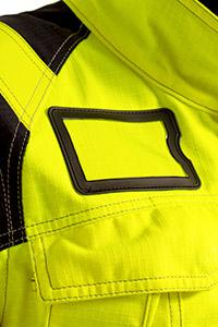 Montering av ID-ficka