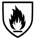 Symbol EN ISO 11612